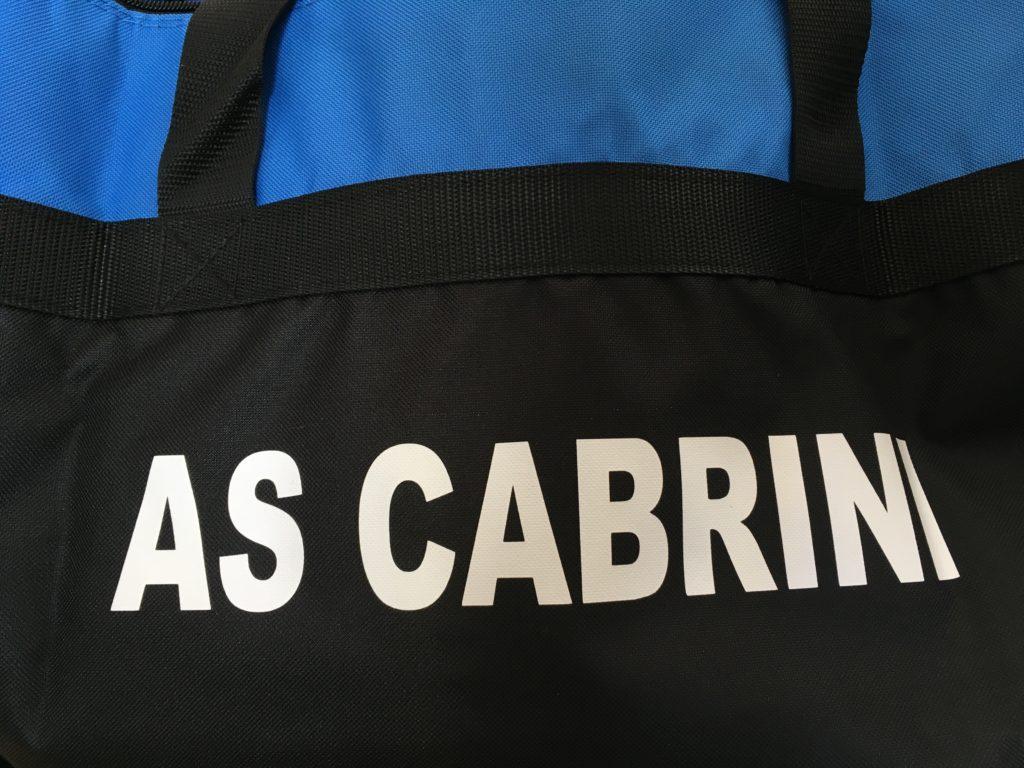 ASSOCIATION SPORTIVE CABRINI SAC XXL VENTE PROMO